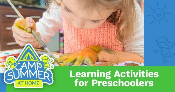 Summer Fun Learning Activities for Preschoolers