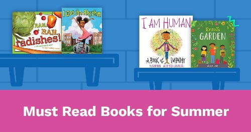 Must Read Books for Children in the Summer