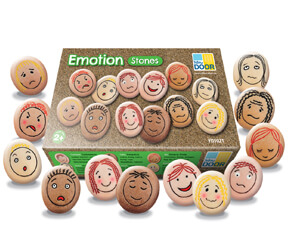 Emotions Pebbles Image