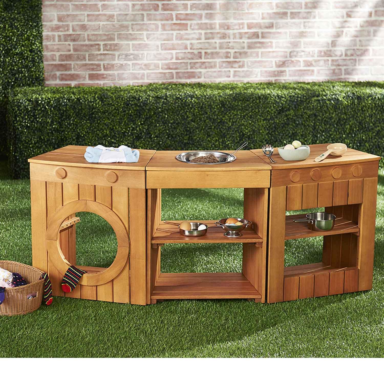 Outdoor Kitchen Set | Becker's School Supplies on Patio Kitchen Set id=37142