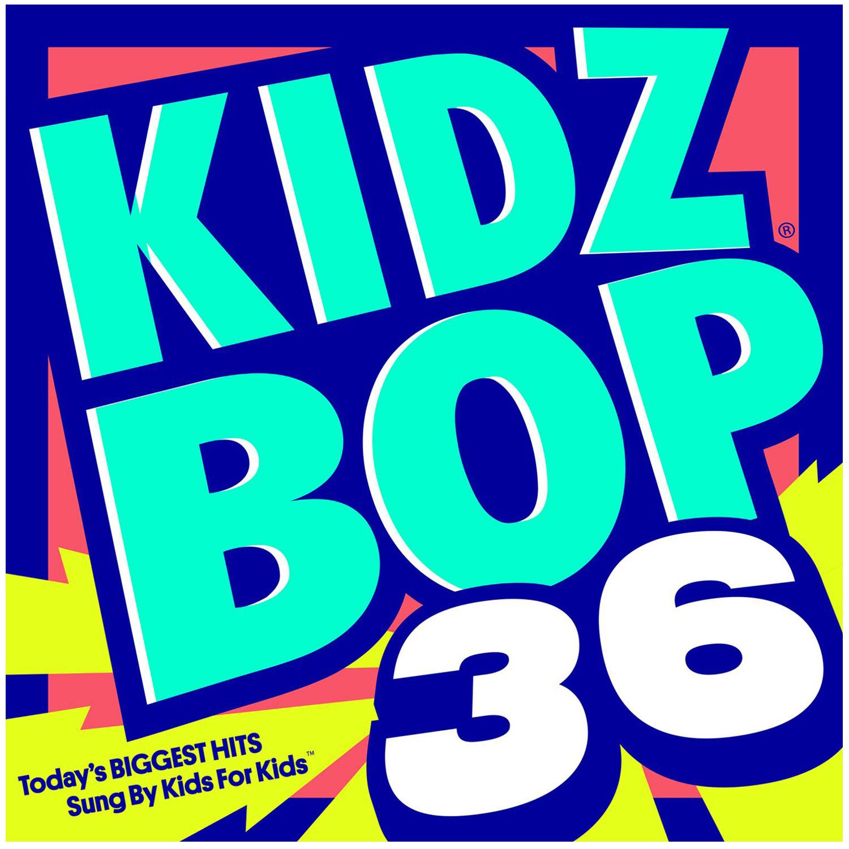 Kidz Bop 36 CD | Becker's School Supplies