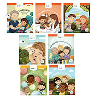 Celebrate Diversity MVP Kids Books Set