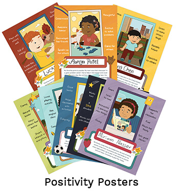 Positivity Posters Image