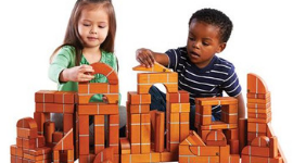 Unit Bricks for Early Learning